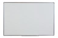 Доска школьная/офисная 120х200 см, магнитно-маркерная антибликовая, алюминиевая рама, цвет: белый (WDK, Россия)