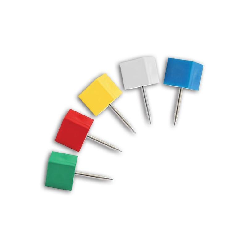 Кнопки для пробковых и текстильных досок