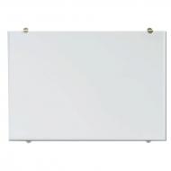Доска стеклянная магнитно-маркерная INDEX IGB-901 60х90 см, закаленное стекло 4 мм, полированная еврокромка, 11165